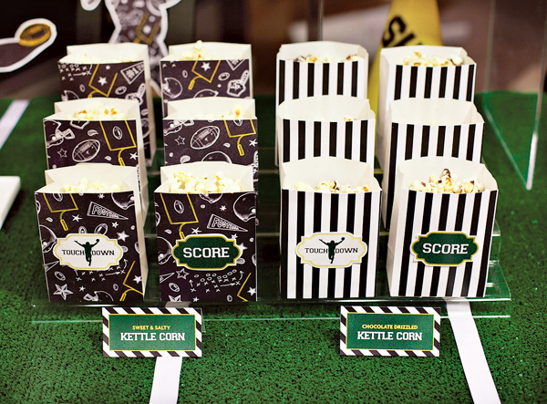 Your Super Bowl Party Can Look Like Thisthanks To Hostess With The Mostess Hwtm Themes Big Game Fun And Creative Bash